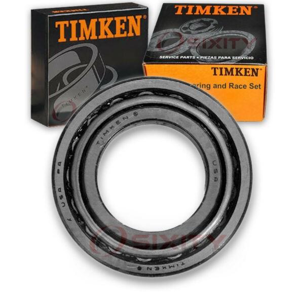 Timken Front Inner Wheel Bearing & Race Set for 1999-2006 Ford F-350 Super qt