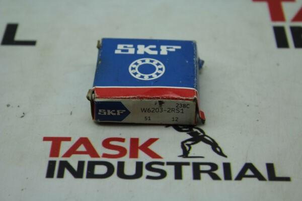 SKF W6203-2RS1 Bearing