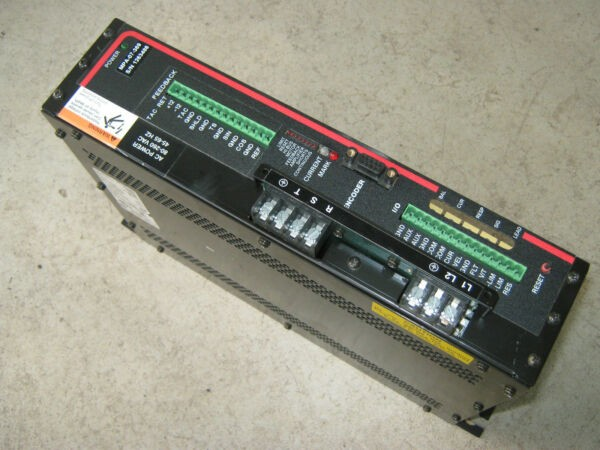 MTS MPA-07-369 Servo amplifier, Custom Servo Motors, Parker