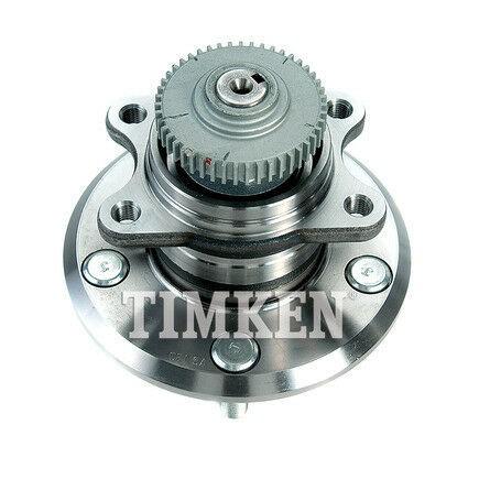 Wheel Bearing and Hub Assembly Rear,Front Timken HA590325