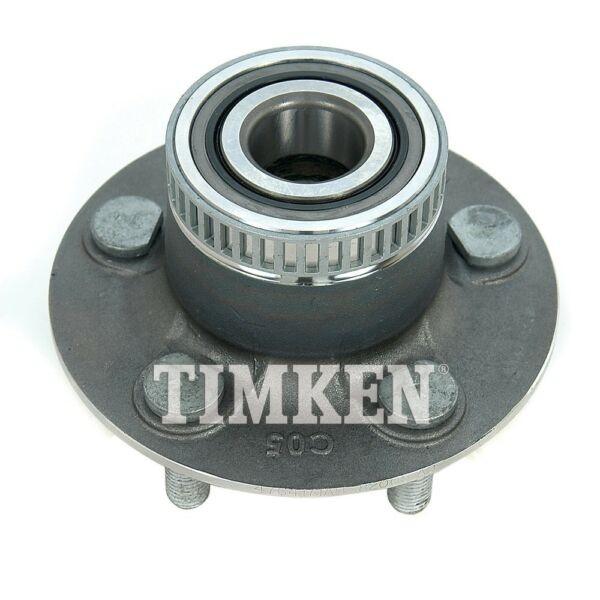 Wheel Bearing and Hub Assembly-Axle Bearing and Hub Assembly Rear Timken 512133