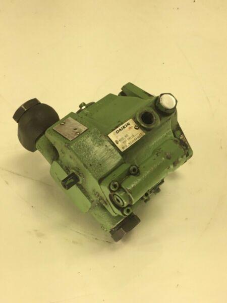 Daikin Hydraulic Piston Pump, V8A1RXT-10, Used, Warranty