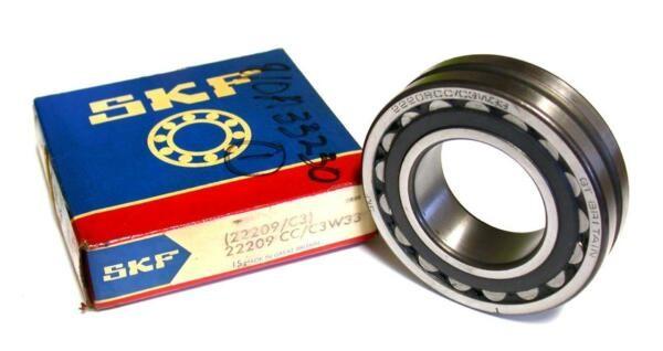 BRAND NEW IN BOX SKF BALL BEARING 45MM X 85MM X 23MM 22209 CC/C3W33 (22209/C3)