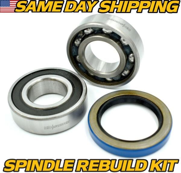 (1 Kit) John Deere Spindle Bearing & Seal Rebuild Kit for AM100999, 2032R, 2305