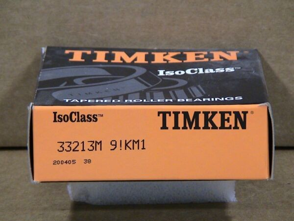 TIMKEN 33213M ISO Class Tapered Roller Bearing
