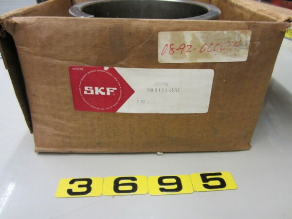 SKF SNW34 X 5 15/16 ADAPTER SLEEVE