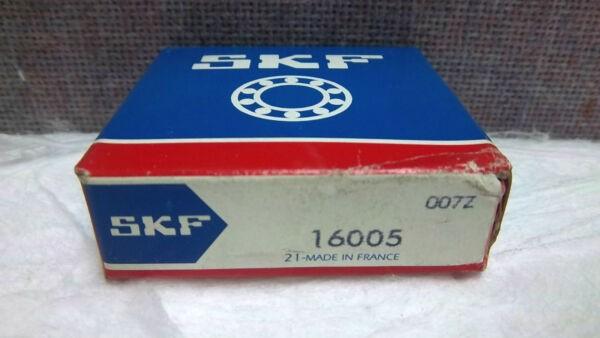 SKF BALL BEARING 16005 NEW 16005
