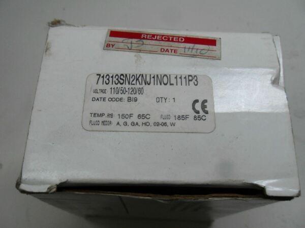 (Q10-3) 1 PARKER 71313SN2KNJ1N0L111P3 VALVE