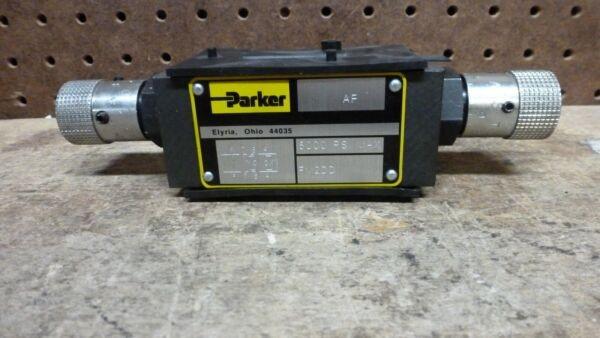 Parker FM2DD, Flow Control Valve 5000 PSI *new no box*