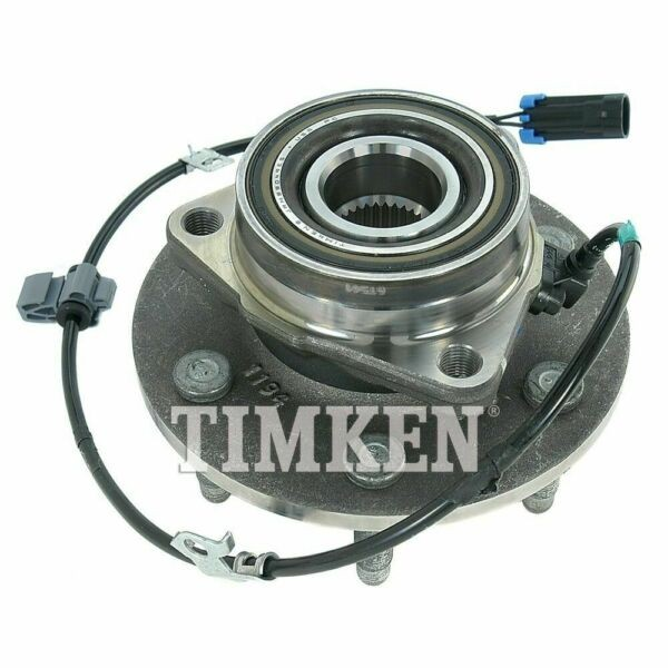 Wheel Bearing and Hub Assembly Front Left TIMKEN SP550310