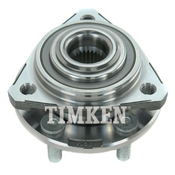 Wheel Bearing and Hub Assembly-Axle Bearing and Hub Assembly Front Timken 513138