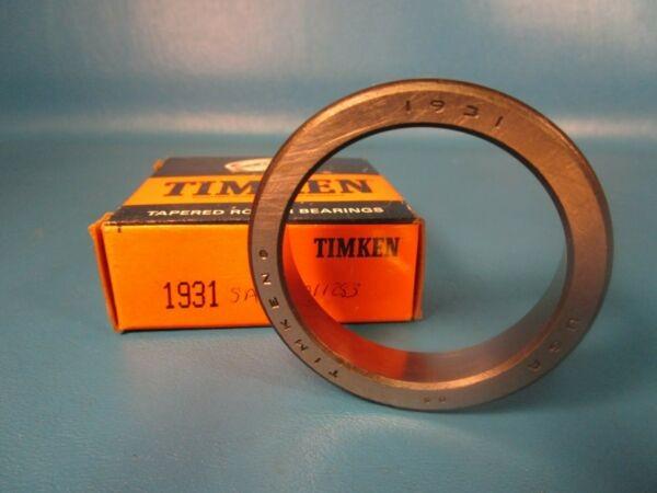 Timken 1931 Tapered Roller Bearing Single Cup (SKF, Koyo, NTN)