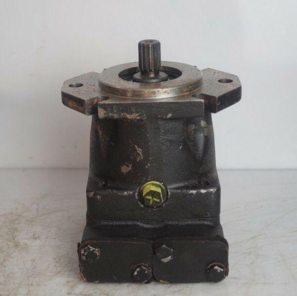 Parker Hydraulic Motor m5bs p28 3r02 b1m 00000 54 used/worn