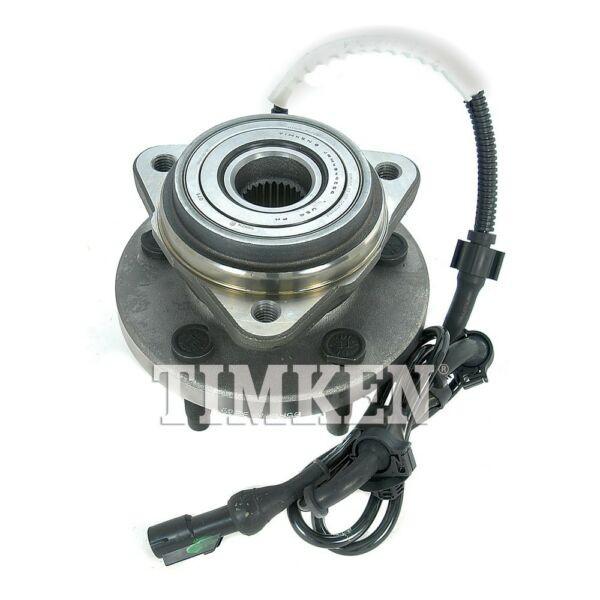 Wheel Bearing and Hub Assembly fits 2003-2007 Mazda B4000  TIMKEN