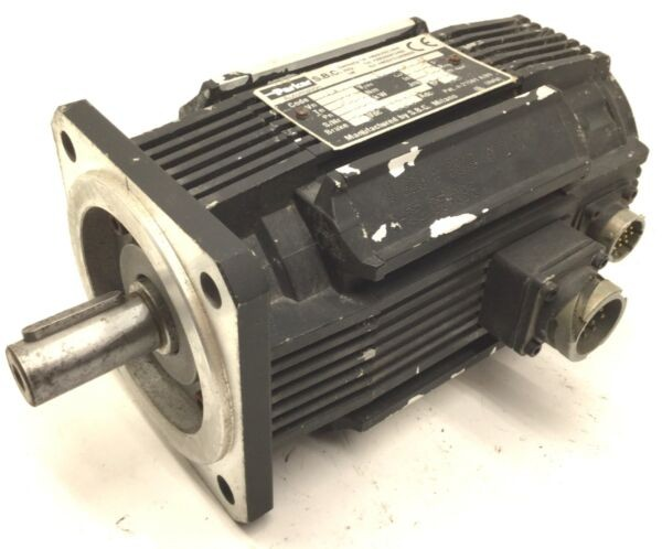 Parker MB Series Brushless Servo Motor MB1053002519164M Motor Shaft D: 3/4