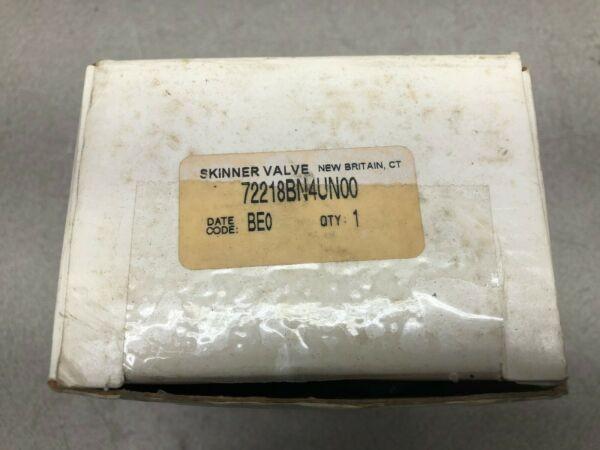 NEW IN BOX PARKER SKINNER VALVE BODY 72218BN4UN00