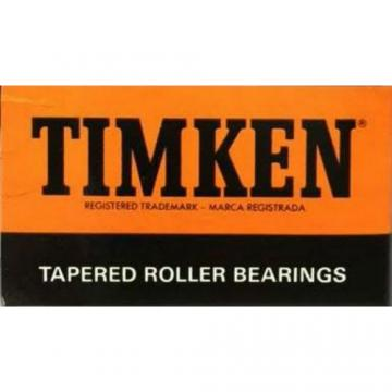 TIMKEN 337 TAPERED ROLLER BEARING