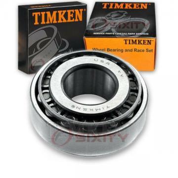 Timken Front Outer Wheel Bearing & Race Set for 1962-1964 Oldsmobile Super 8 xa