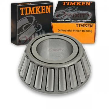 Timken Rear Outer Differential Pinion Bearing for 1985-1998 Ford E-350 si