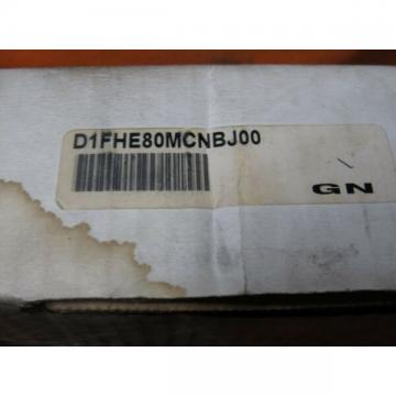 BRAND NEW IN BOX Parker Hydraulic D1FHE80MCNBJ00 Proportional Directional Valve
