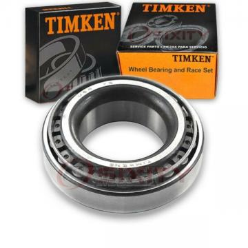 Timken Front Inner Wheel Bearing & Race Set for 1986-1989 Jeep Comanche  qb