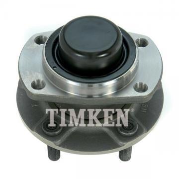 Wheel Bearing and Hub Assembly-Axle Bearing and Hub Assembly Rear Timken 512170