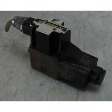 Daikin solenoid controlled valve, kso-g02-2ba-10-n, used, warranty