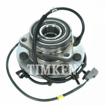 Wheel Bearing and Hub Assembly Front Left TIMKEN fits 97-99 Dodge Ram 1500