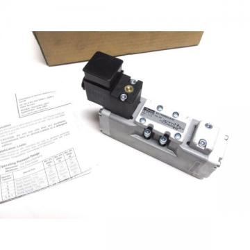 * NIB.. Parker Pneumatic Solenoid Valve Model H11WXBBL49D .. UT-07