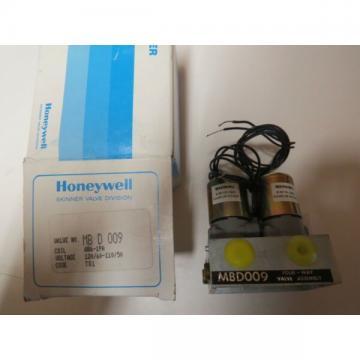 Honeywell MB Series 4 Way Solenoid Valve MBD009   A87