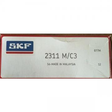 2311-EM C3 SKF Double Row, Self Aligning Ball Bearing