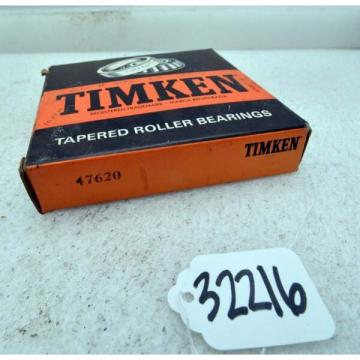 Timken 47620 tapered roller bearing cup only (Inv.32216)