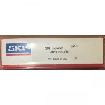 6011-2RS C3 SKF Bearing 55x90x15 (mm)