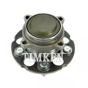 Wheel Bearing and Hub Assembly Rear Timken HA590457
