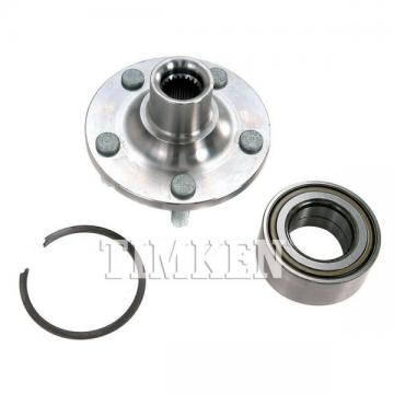 Wheel Bearing and Hub Assembly fits 1995-1999 Plymouth Neon  TIMKEN