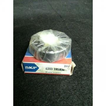 SKF 6303 2RSJEM Deep Groove Ball Bearing