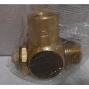 "Parker 032510500 Pneumatic Flow Control Valve 1/2"" Brass"