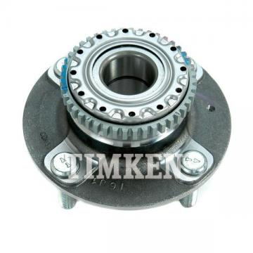 Wheel Bearing and Hub Assembly fits 2004-2007 Kia Spectra Spectra5  TIMKEN