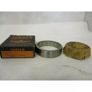 NEW TIMKEN 50562 TAPERED ROLLER BEARING 339 CONE+333A-CUP