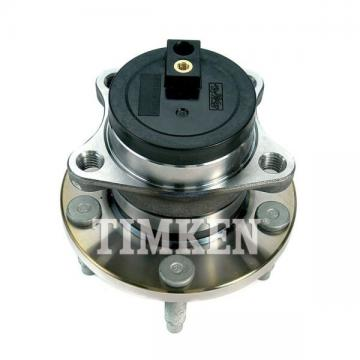 Wheel Bearing and Hub Assembly fits 2009-2010 Lincoln MKX  TIMKEN