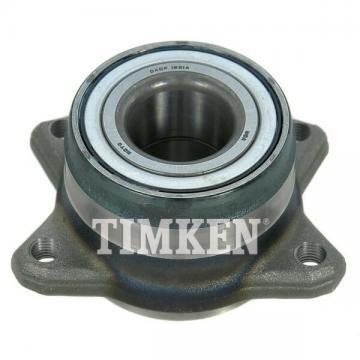 Wheel Bearing Assembly-Module Rear Timken 512136
