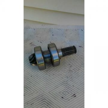JOHN DEERE Turf Torque INPUT GEAR  M805281 WITH BEARINGS!   OEM PART