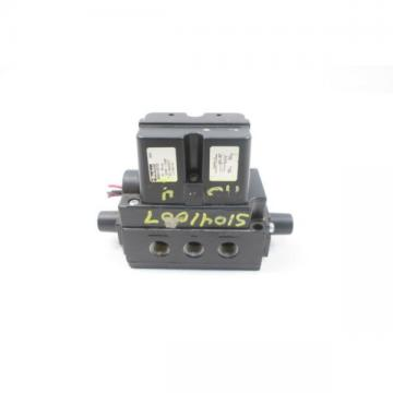Parker SS40103701 Solenoid Valve 120v-ac 3/8in Npt