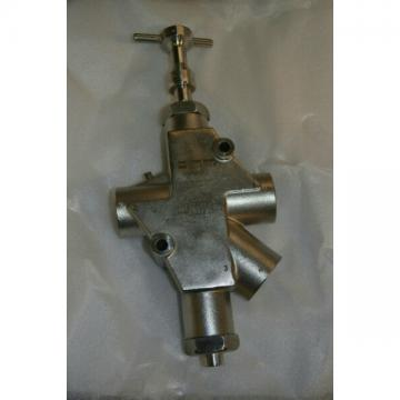 """NEW IN BOX Parker LV8N8BSS 1"""" Lockout Valve, Stainless Steel, 1"""" Inlet & Outlet"""