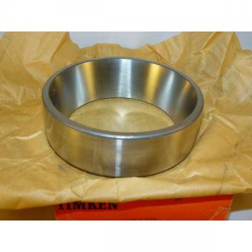 """Timken 65320 Tapered Roller Bearing Single Cup 4.5000"""" OD, 1.3750"""" Width"""