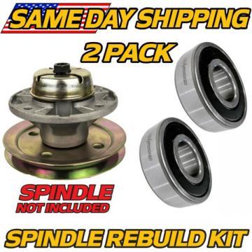 (2Pk) Spindle Rebuild Bearing John Deere GT225, GT235, GT235E GT245, GT262 GT275