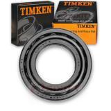 Timken Rear Wheel Bearing & Race Set for 1967-1968 Mercury Marquis Left lk