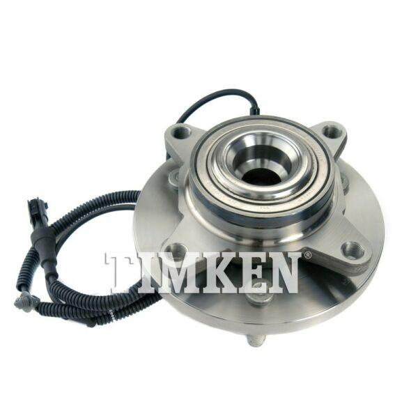 Wheel Bearing and Hub Assembly-Axle Bearing and Hub Assembly Front Timken #1 image