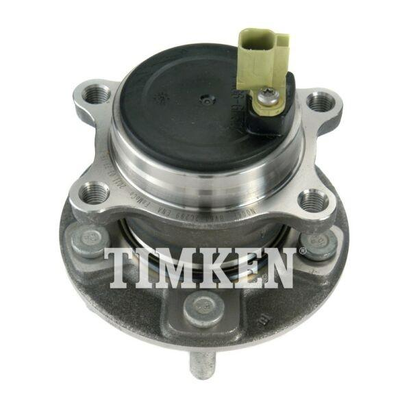 Wheel Bearing and Hub Assembly Rear Timken HA590454 fits 12-18 Ford Focus #1 image
