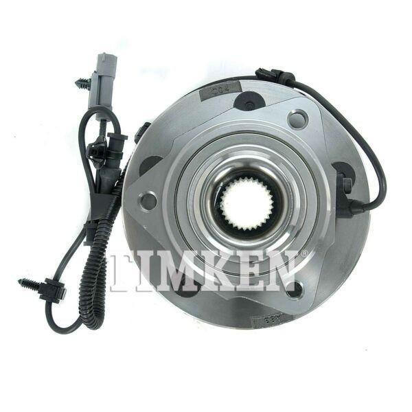 Timken   Wheel Hub & Bearing Assembly  HA590036 #1 image